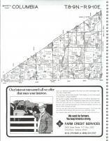 Map Image 015, Jennings County 1989